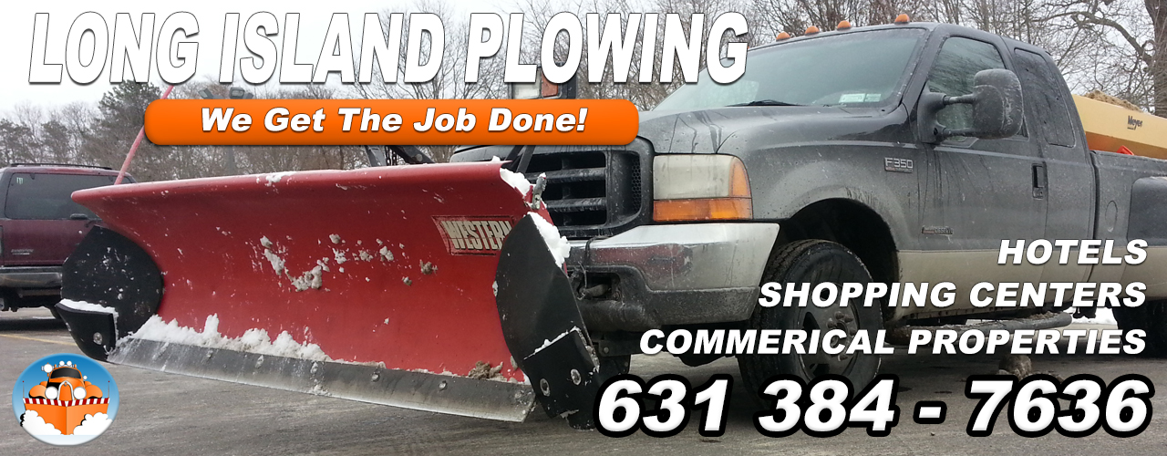 Snow Plowing Snow Removal Yaphank NY