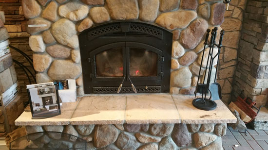 stone fireplace hamptons long island ny