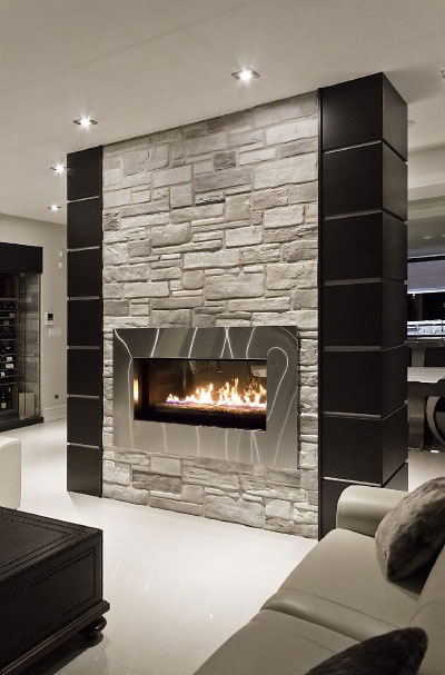 HAMPTONS MODERN FIREPLACE CONTRACTORS