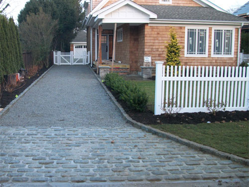 Hamptons Gravel Driveway and Entrance Gate Construction Company