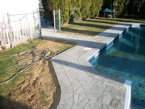 Hamptons Pool Patio Design Company